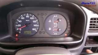 1999 Mazda Bongo E2000 Startup