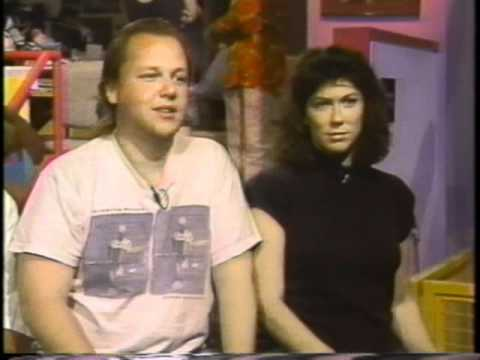 Pixies - Interview Toronto 1989