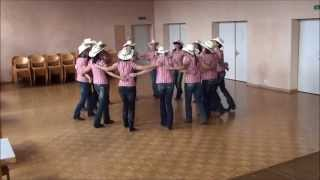 Circle Jerk - Circle Line Dance - countrEmotion Line Dancers