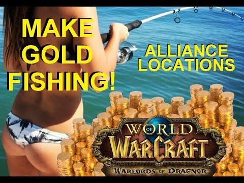 Fishmonger Fishing Bot Alliance Fishing Locations - 1 World Of Warcraft WOW