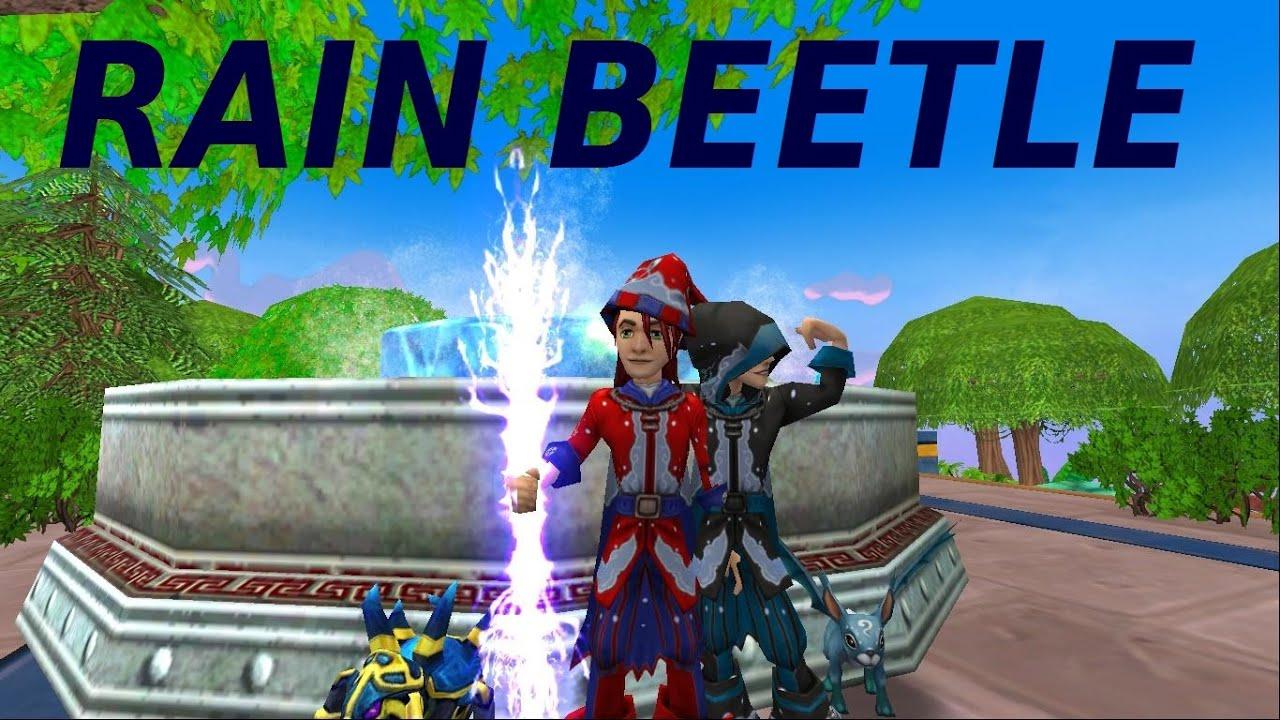Beetle Pet Wizard 101