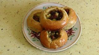 Вак-балиш - татарские пирожки