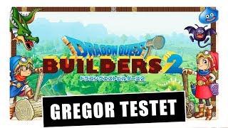 Gregor testet Dragon Quest Builders 2 ~ Minecraft für Anime-Fans auf Nintendo Switch (Review / Test)