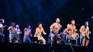 Kobagi Kecak of Bali Indonesia - Rainforest World Music Festival 2015, Sarawak