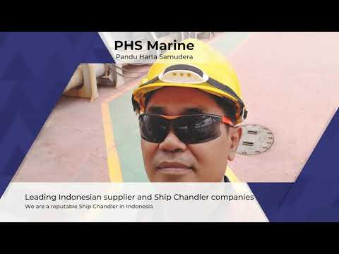 PANDU HARTA SAMUDERA, THE LEADING INDONESIAN SUPPLIER AND SH