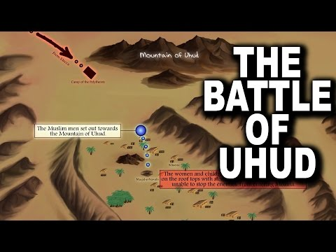 The Battle of Uhud (The 2nd attack from Mecca to Medina) Ep 24