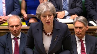 \'They have just one week to leave\': May expels 23 Russian diplomats