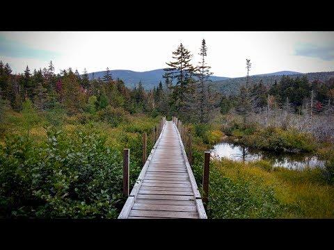 Midnight Hiking, Hammocks, Rain, and Mountain Top Views