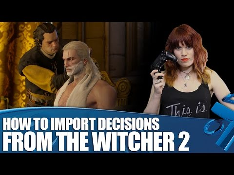 How Witcher 3 Lets You Make Witcher 2 Decisions (And What They Mean)