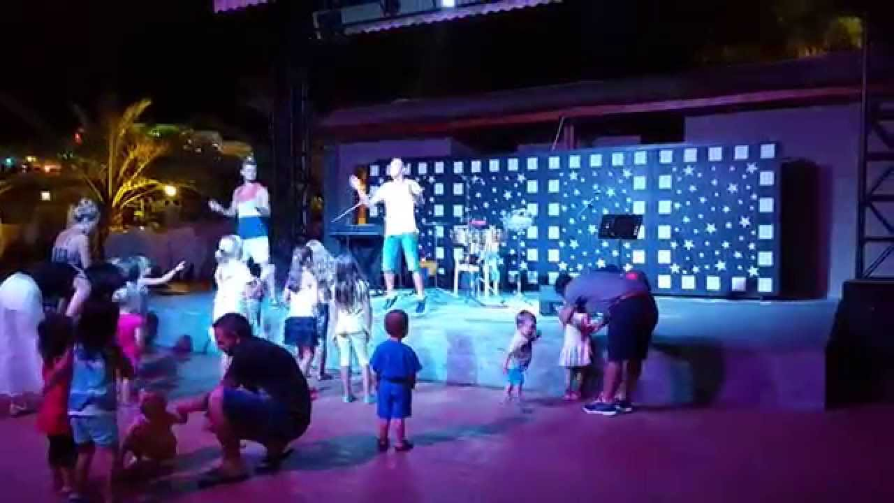 Superman song and dance party for kids