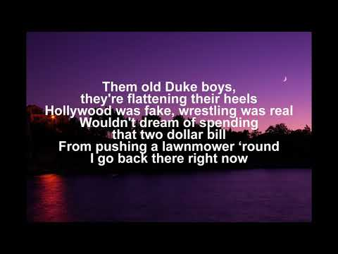 I Lived It - Blake Shelton - Lyrics - YouTube