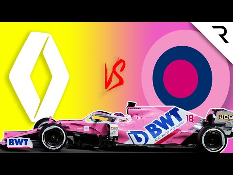 Renault's F1 protest against Racing Point's Mercedes 'copy' explained