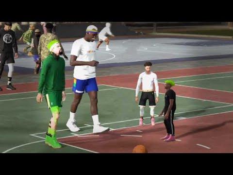 94-ovr-midget-post-scorer-and-midget-dribble-god-dominate-the-park-in-nba2k19