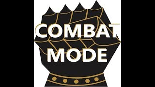 World of Warcraft Combat Mode AddOn Example