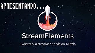Como começar a Streamar #2 |StreamElements - Como ter uma Overlaay SENSACIONAL de GRAÇA ! thumbnail