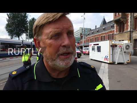 Netherlands: Police Considering 'all Scenarios' In Amsterdam Stabbing