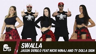 Download Swalla - Jason Derulo feat Nicki Minaj & Ty Dolla Sign - Cia. Daniel Saboya (Coreografia) MP3 song and Music Video