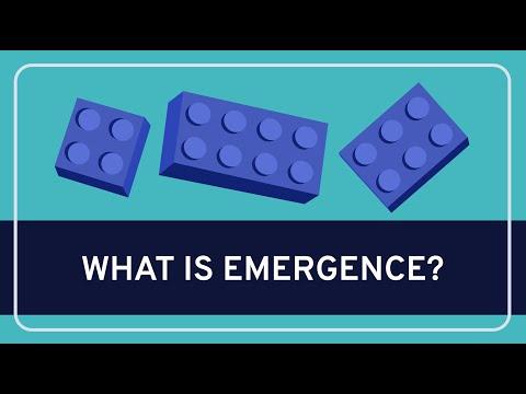PHILOSOPHY - Metaphysics: Emergence