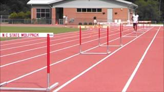 Hurdle Training - Welcome To My Playground