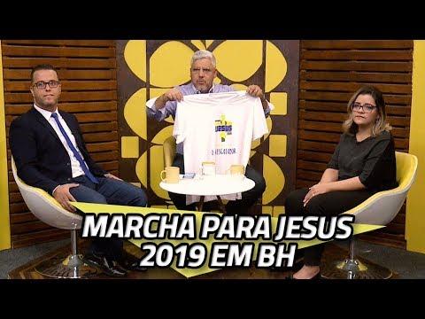 Marcha Para Jesus 2019 Em Belo Horizonte  | 13/11/2019 | BATE PAPO