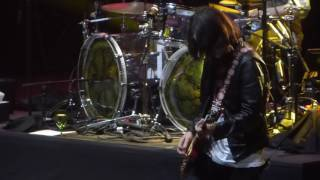 Elizabeth Dear Fools Gold The Stone Roses Madison Square Garden New York 6 30 16