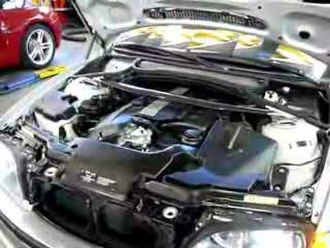 E46 330i ZHP with BMW Performance Parts   YouTube