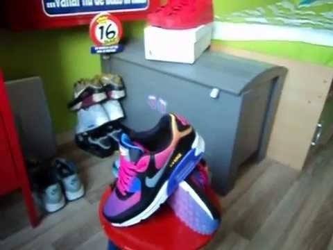 abcba551c6ba8 ... get nike air max 90 sd rainbow 2015 collectionsunset packpart 64 youtube  9020a d20cf