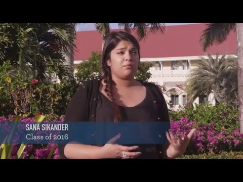American University of Antigua: Student Life