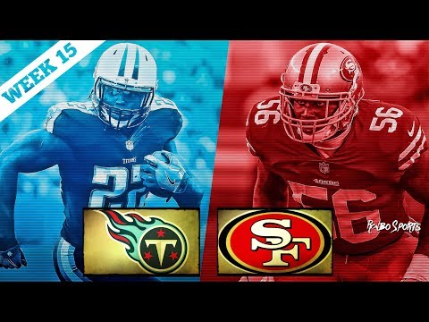 San Francisco 49ers VS Tennessee Titans Week 15 NFL 2017 Postgame Gathering
