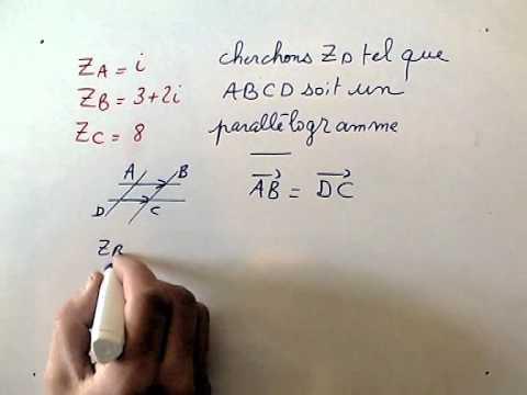 Nombres Complexes En Mathematiques Exercice De Math Gratuit Youtube
