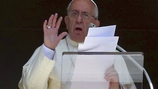 Pope Francis to address European Parliament in whistle stop trip