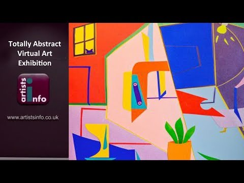 Artists Info Totally Abstract Virtual Art Exhibition