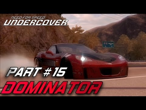Need For Speed: Undercover - Part #15 - Dominator