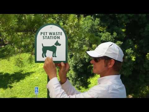 Zero Waste USA Gladiator Station Installation Instructions