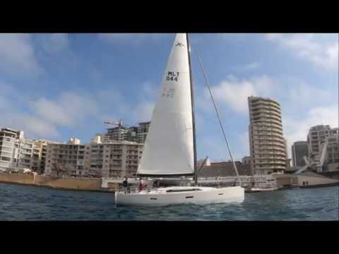 2019 PVIES Double Handed Round Malta Race