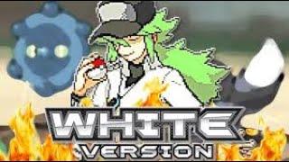 Knapper Kampf Gegen N / Pokemon Volt White Nutzlocke Challenge #1 /German