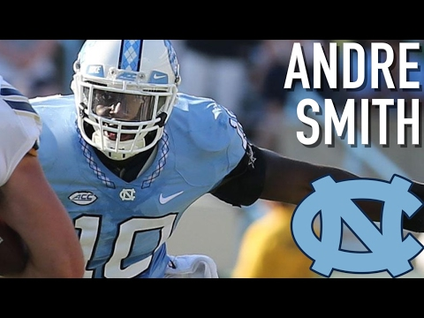 "Andre Smith || ""Unknown to Unforgettable"" 