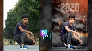 Happy New Year 2020 Viral instagram photo editing tutorial Step By Step