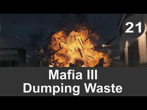 Mafia 3 Gameplay Walktrough Part 21 - Dumping Waste
