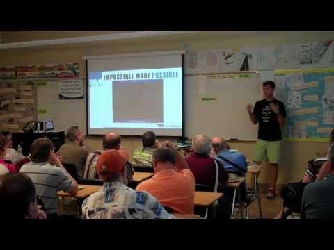 How To Handle Inflight Emergencies - Jason Schappert of MzeroA LIVE @ Sun n Fun 2013