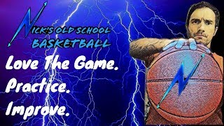 Nick's Old School Basketball - Trailer