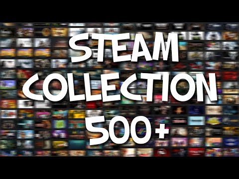 My Video Game Collection (PC, Steam)