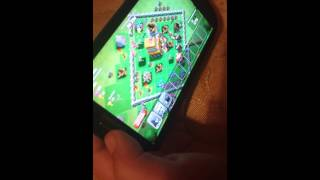 Clash of clans , tattiche
