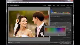 Обработка фотографий в Adobe Photoshop Lightroom 4 Тонирование