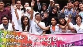 Silaturrahmi alumni Smpn 153 Cidodol angkatan thn 1990