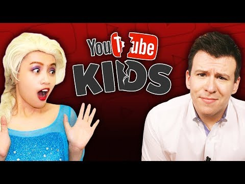 Thumbnail: Why We Need To Talk About The Insane YouTube Kids Problem… #Elsagate