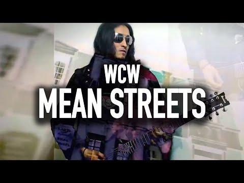 WCW Monday Nitro Theme Cover