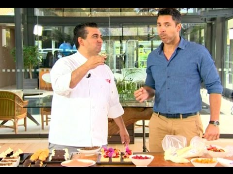 Top Billing tastes the good life with the Cake Boss YouTube