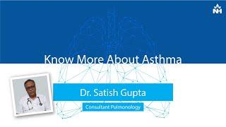 Know more about Asthma   Dr. Satish Gupta   Narayana Health (Bengali)