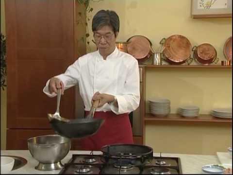 Cuisine Chinoise  10 Riz Cantonais  YouTube